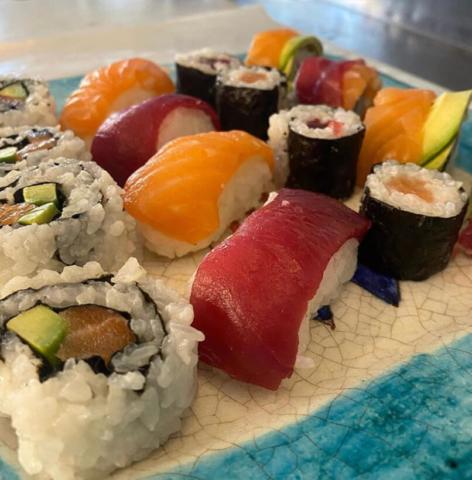 Sushi per due